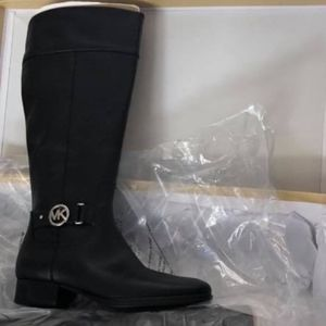 Michael Kors Harland Riding Boots 8.5Wide